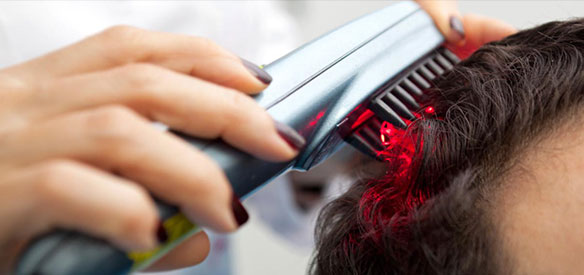 Laser Therapy Procedure